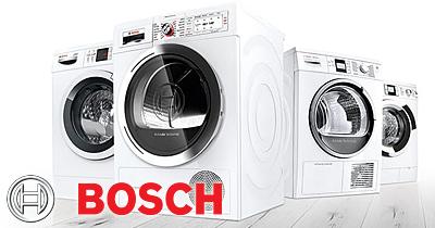 Hausgeräte von Bosch