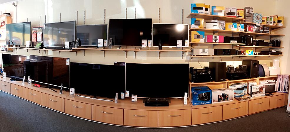 Ensheim - TV-Wand
